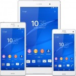 Sony Xperia Z3, Z3 Compact si Z3 Tablet Compact primesc update la Android Lollipop