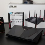 "Asus ROG RT-AC88U – router cu performante de top si design de ""nava spatiala"""