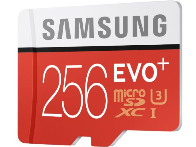 Samsung EVO Plus 256GB 1