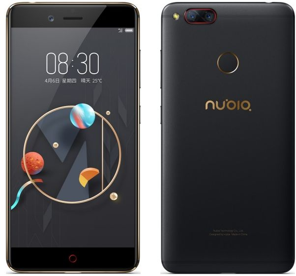 the material zte nubia z17 google play with the major