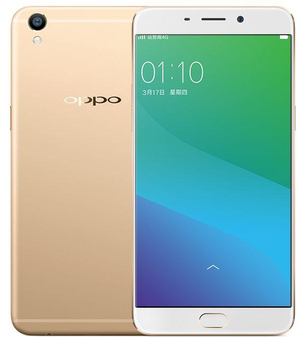 Oppo R9 Plus 1