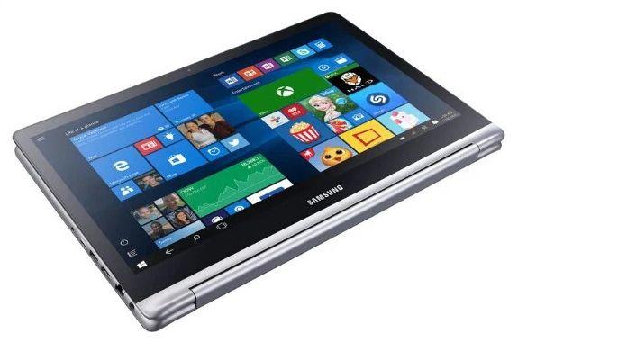 Samsung Notebook 7 Spin 3
