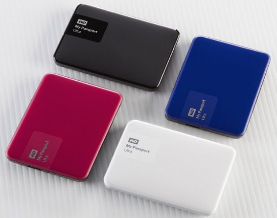 Western Digital My Passport Ultra 1