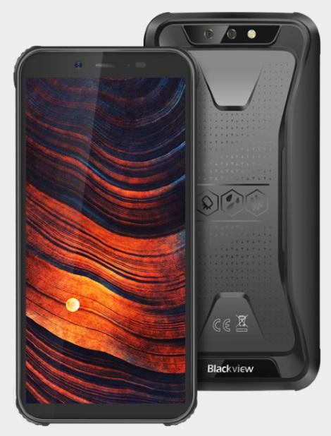 Blackview BV5500 Pro impresii