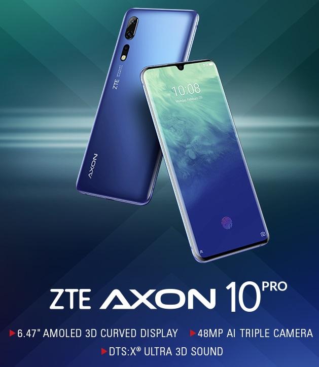 ZTE Axon 10 Pro pareri