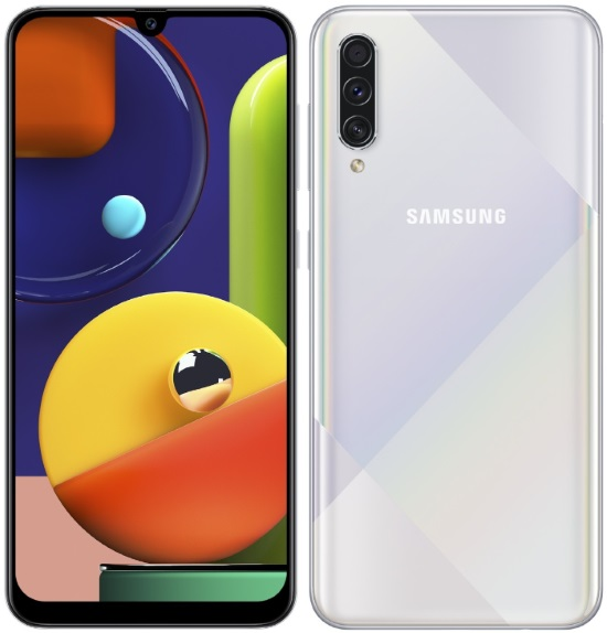 Samsung Galaxy A50s pareri
