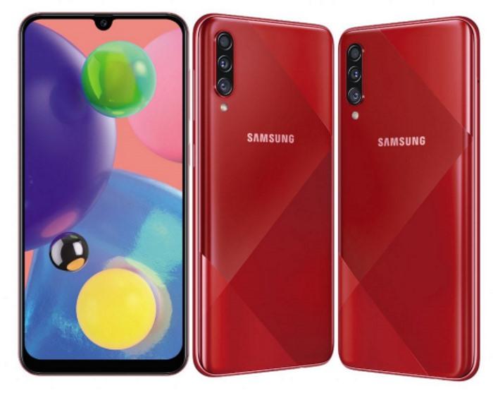 Samsung Galaxy A70s pareri