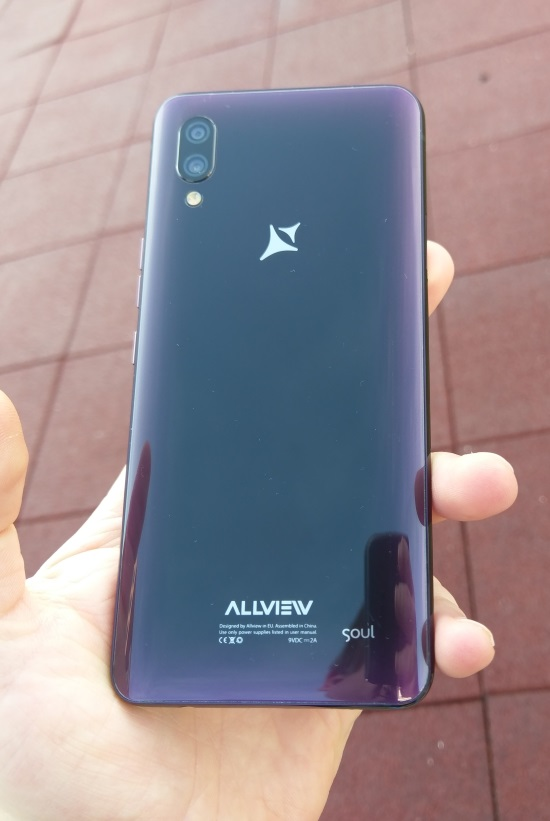 Allview Soul X6 Xtreme review romana