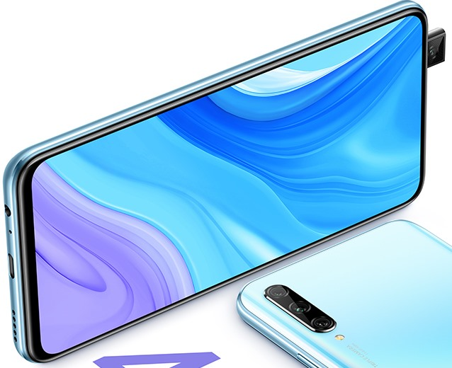 Huawei Y9's reviews