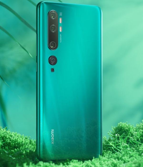 Xiaomi Mi Note 10 pareri