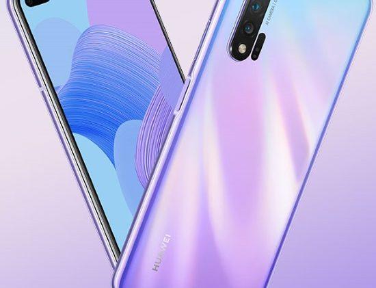 Huawei Nova 6 5G pareri