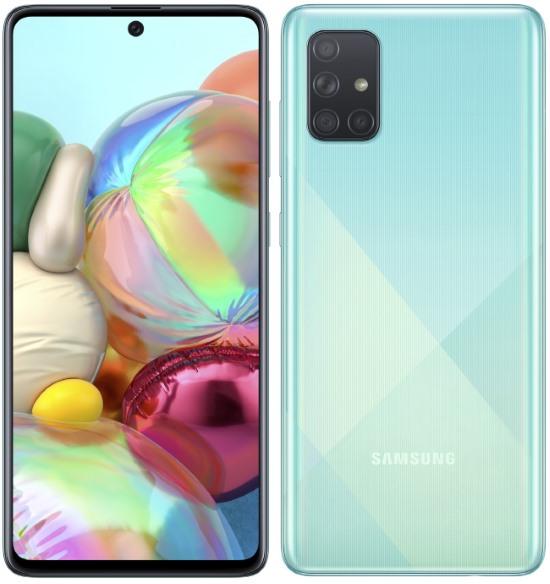 Samsung Galaxy A71 pareri