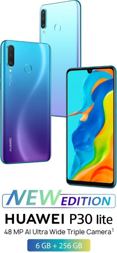 Huawei P30 Lite New Edition impresii