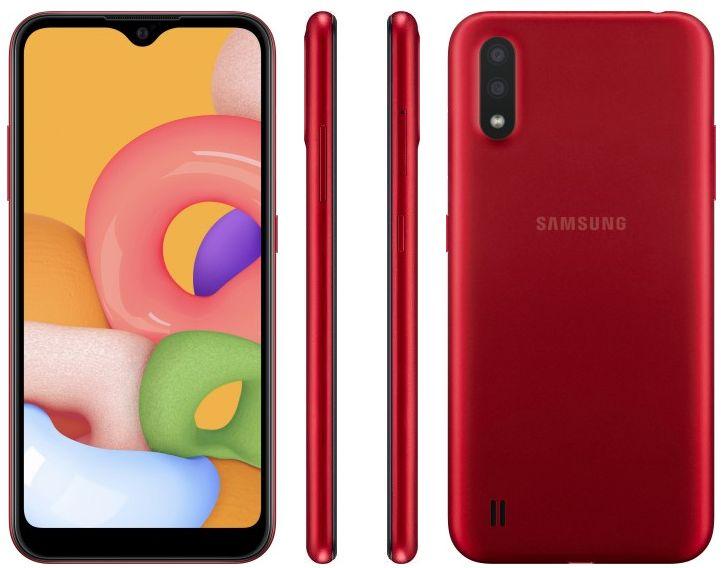 Samsung Galaxy A01 pareri
