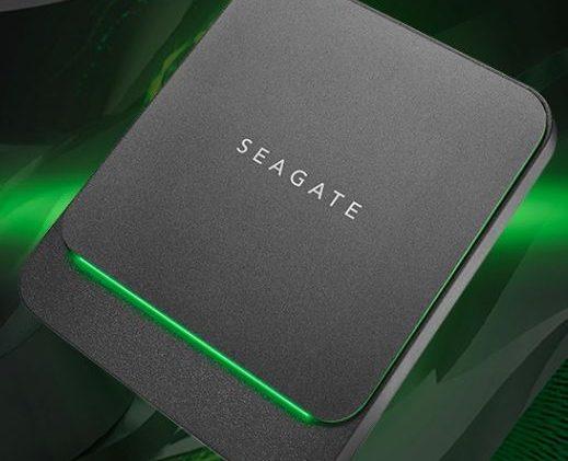 Seagate BarraCuda Fast SSD pareri
