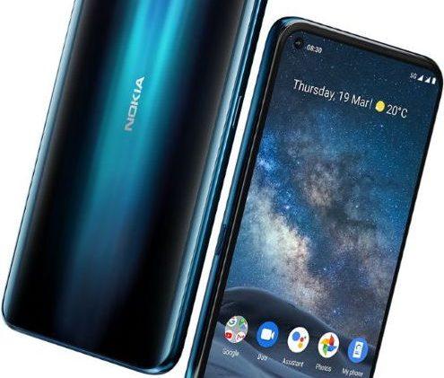 Nokia 8.3 5G pareri
