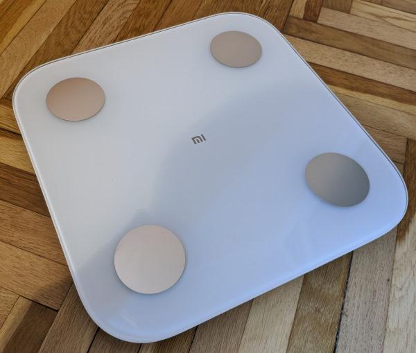 Xiaomi Mi Body Composition Scale 2 review romana