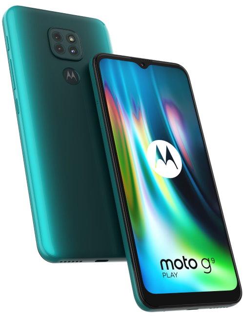 Moto G9 Play pareri