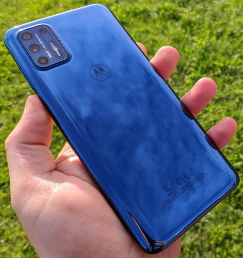 Motorola Moto G9 Plus review in romana