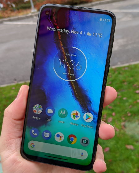 Motorola Moto G Pro review in romana