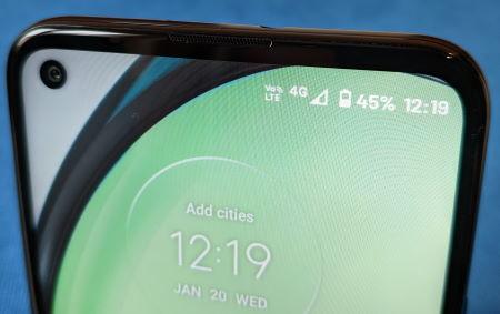 Motorola Moto G9 Power review in romana