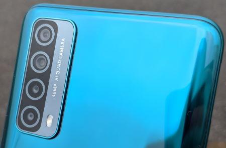 Huawei P Smart 2021 review in romana