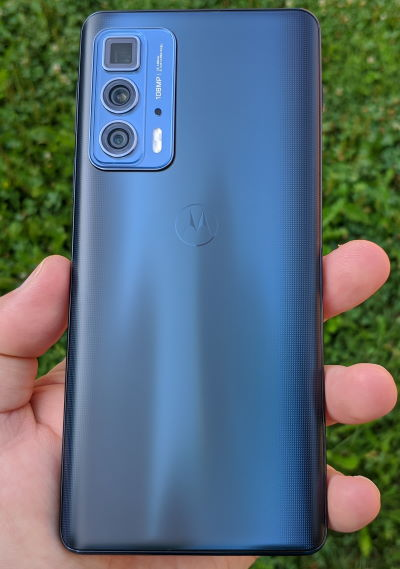 Motorola Edge 20 Pro review in romana
